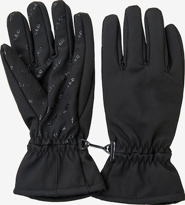 Whistler Handschuhe 'BASIL Softshell Multisport' in Schwarz