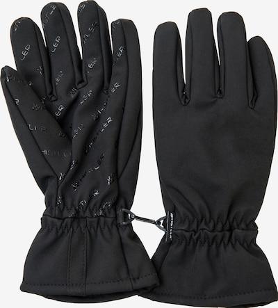 Whistler Handschuhe 'BASIL Softshell Multisport' in schwarz, Produktansicht
