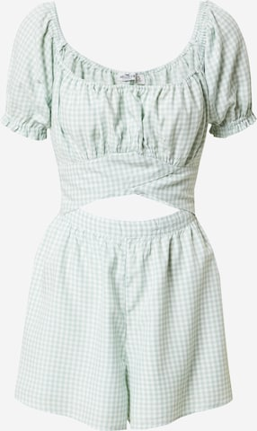 HOLLISTER Ολόσωμη φόρμα σε πράσινο