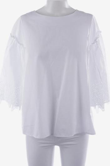 P.A.R.O.S.H. Bluse in M in weiß, Produktansicht