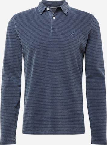 T-Shirt Marc O'Polo en bleu