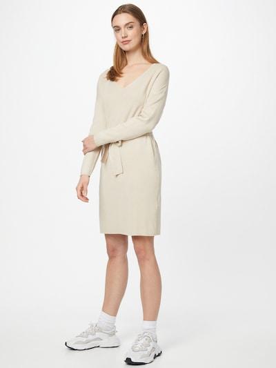 JDY Kleid 'DANCY' in hellbeige, Modelansicht
