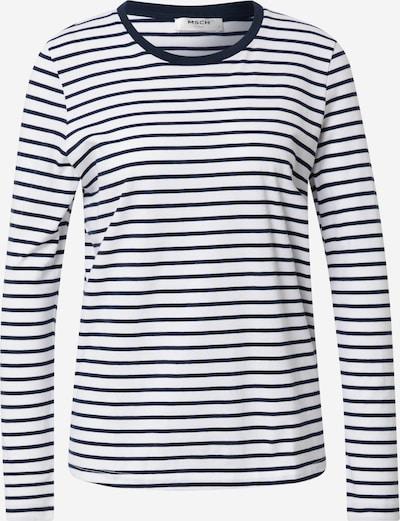 MOSS COPENHAGEN Shirt in Dark blue / White, Item view