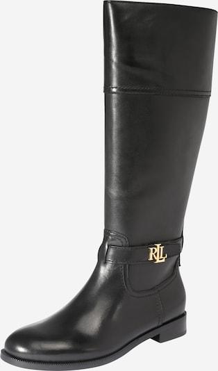 Auliniai batai su kulniuku 'Baylee' iš Lauren Ralph Lauren , spalva - juoda, Prekių apžvalga