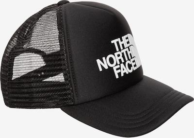 THE NORTH FACE Logo Trucker Cap in schwarz / weiß, Produktansicht