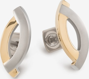 Boccia Titanium Earrings in Silver