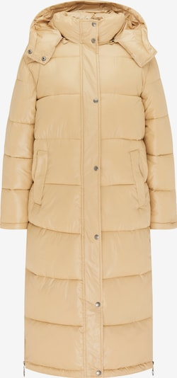 MYMO Winter coat in Sand, Item view