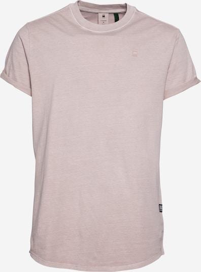 G-Star RAW T-Krekls, krāsa - pasteļlillā, Preces skats