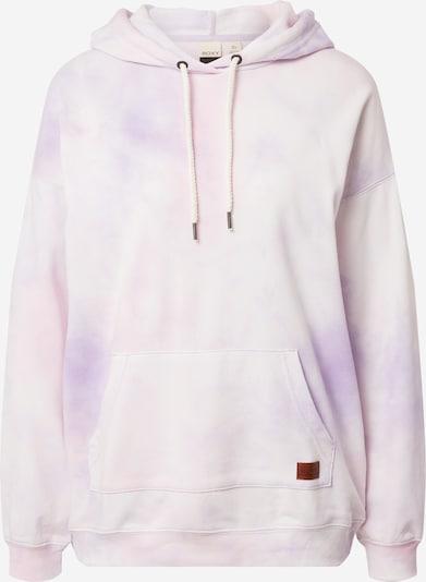ROXY Sweatshirt in pastelllila / rosa, Produktansicht