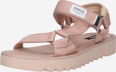 ONLY Sandaler 'MALU-5' i lyserød, Produktvisning