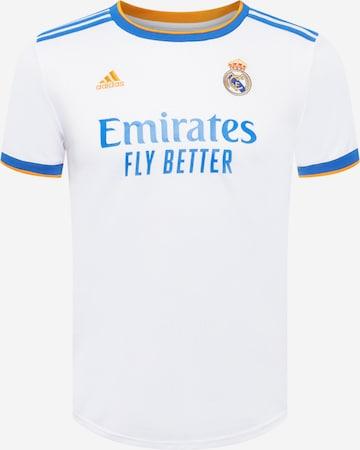 ADIDAS PERFORMANCE Dres 'Real Madrid 21/22' - biela