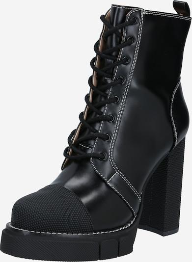 Public Desire Stiefelette in schwarz, Produktansicht
