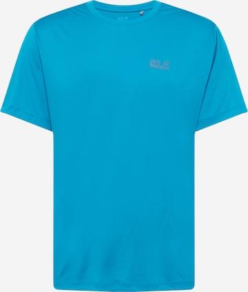 JACK WOLFSKIN Funktsionaalne särk, värv sinine