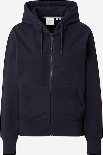 Superdry Sweatjacke in navy, Produktansicht