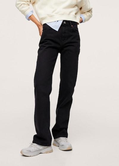MANGO Jeans 'Gala' in schwarz, Modelansicht