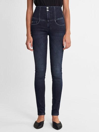 Salsa Jeans 'Diva' in de kleur Blauw, Modelweergave