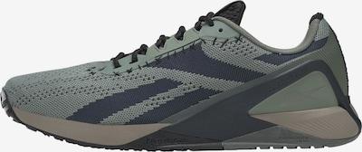 Reebok Sport Schuh in dunkelblau / dunkelgrün, Produktansicht