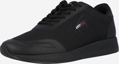 Sneaker low Tommy Jeans pe albastru închis / roșu / negru / alb, Vizualizare produs