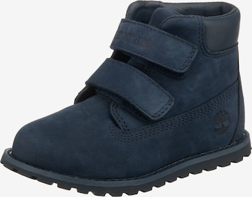 TIMBERLAND Boots 'Pokey Pine' in Blue