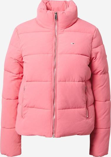 Tommy Jeans Jacke in pink, Produktansicht