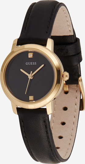 GUESS Analog watch 'MINI NOVA' in Gold / Black, Item view