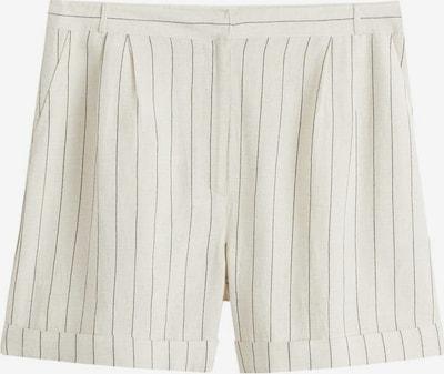 MANGO Shorts `inu-h´ in schwarz / weiß, Produktansicht