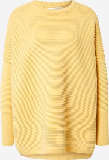 Paisie Pullover in gelb, Produktansicht