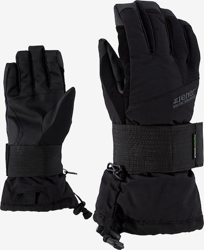 ZIENER Snowboardhandschuhe 'MERFY' in schwarz, Produktansicht