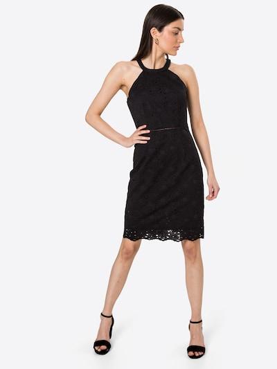VILA Kleid 'EMMIE' in schwarz, Modelansicht