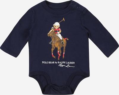 Polo Ralph Lauren Strampler/Body en navy / mischfarben, Vue avec produit