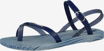 Ipanema Sandale 'Fashion' in Blau