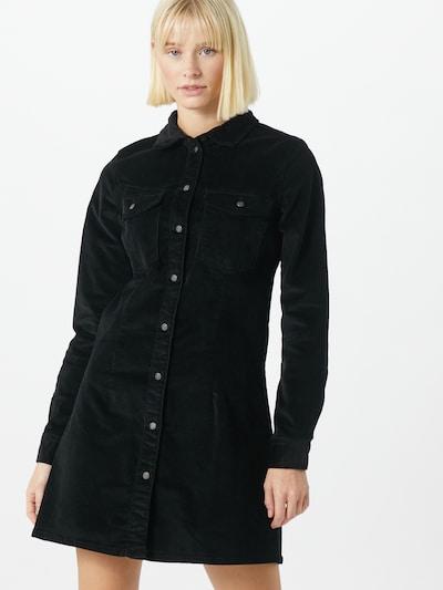 Abito camicia Noisy may di colore nero, Visualizzazione modelli