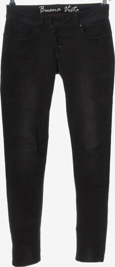 Buena Vista Stretch Jeans in 25-26 in schwarz, Produktansicht