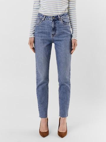 VERO MODA Jeans 'VMBRENDA' in Blauw