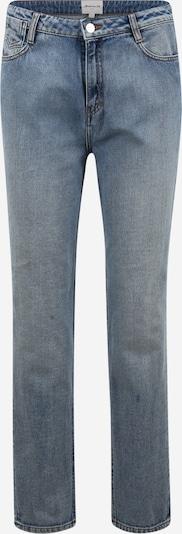 Maison 123 Mom Jeans in blue denim, Produktansicht