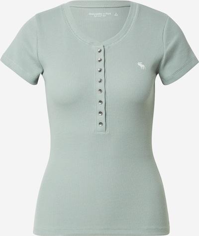 Abercrombie & Fitch Shirt in pastellgrün, Produktansicht