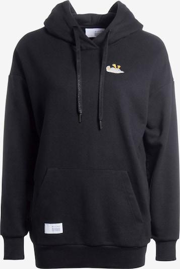 mazine Sweatshirt ' Nampa Hoody ' in Black, Item view