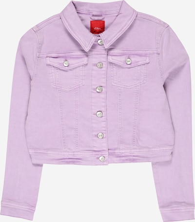 s.Oliver Between-season jacket in Light purple, Item view