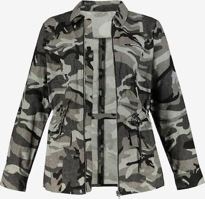 Studio Untold Prechodná bunda - sivá / čierna, Produkt