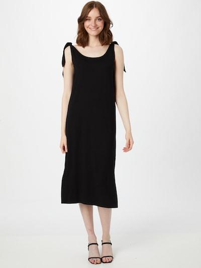 EDC BY ESPRIT Vestido en negro, Vista del modelo