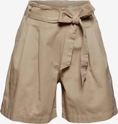 EDC BY ESPRIT Shorts in braun, Produktansicht
