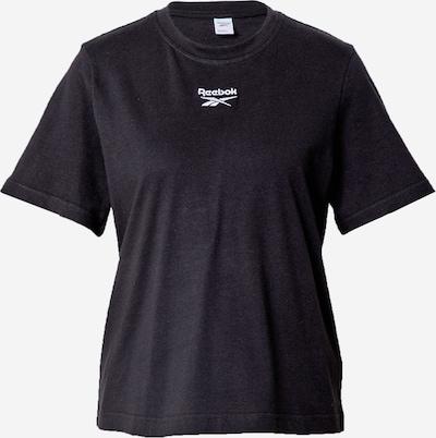 fekete / fehér Reebok Classic Póló, Termék nézet