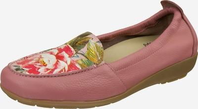 Natural Feet Mocassins 'Marina' in de kleur Rosa, Productweergave