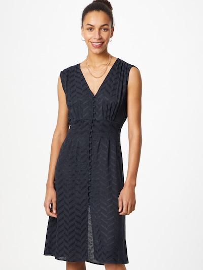 sessun Kleid 'ISOLA BELLA' in dunkelblau, Modelansicht