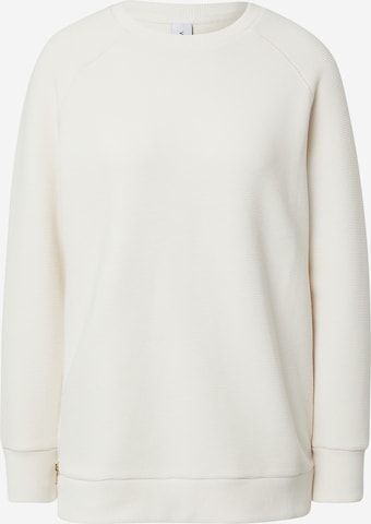 Varley Athletic Sweatshirt 'Manning' in White