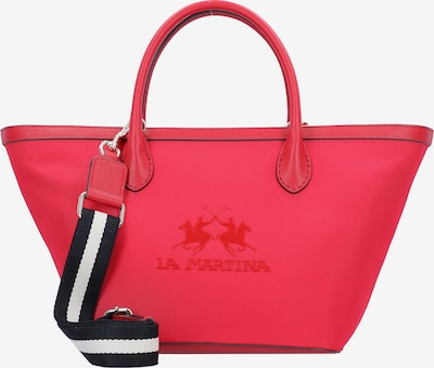 La Martina Shopper 'Estela' in rot, Produktansicht