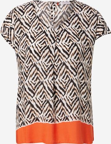 GERRY WEBER Bluse in Mischfarben