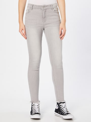 ABOUT YOU Jeans 'Hanke' in Grijs