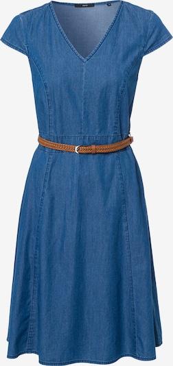 zero Kleid in blue denim, Produktansicht