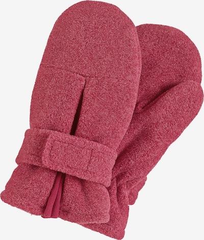 STERNTALER Handschuhe 'Fäustel' in beere, Produktansicht